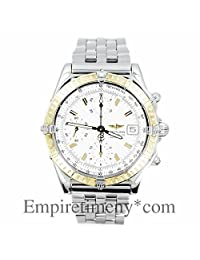 Breitling Chronomat automatic-self-wind mens Watch D13352 (Certified Pre-owned)