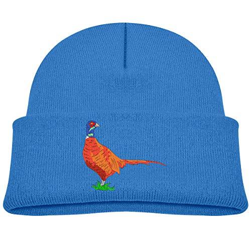 - Moniery Pheasant Cute Beanie Caps Baby Boys Blue