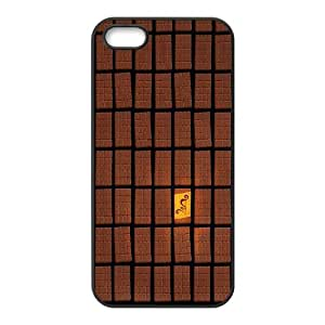QSWHXN Cover Custom New Pattern Printing Charlie and the Chocolate Factory Phone Case For iPhone 5,5S [Pattern-2]