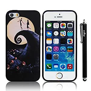 365-Shopping Treasure Design The Nightmare Before Christmas APPLE IPHONE 5 5s Best Rubber Cover Case by runtopwell