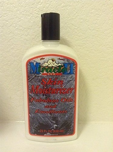 Miracle Moisturizing Moisturizer - Miracle II 100% Natural Skin Moisturizer 22 Oz (Miracle 2)