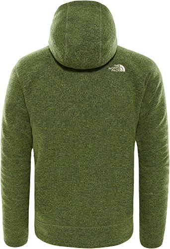 Full Zermatt Heather Zip Xl The H Face North Leaf Four Verde Mélange Clover M qwHxaIZ