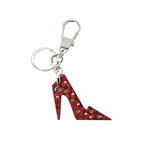 Amazon com: Gucci Donna Pelle Marrone Red Leather High Heel