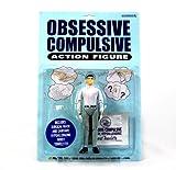 OCD Obsessive Compulsive Action Figure