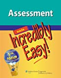 Assessment Made Incredibly Easy! (Incredibly Easy! Series)