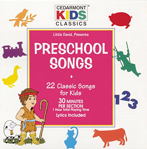 Preschool Cd - Preschool Songs