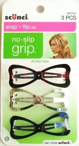 Scunci Slip Grip Three Butterfly