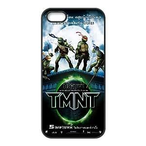 Teenage Mutant Ninja Turtles Hard Snap on Phone Case for Iphone 5s/5 Case ATR043860