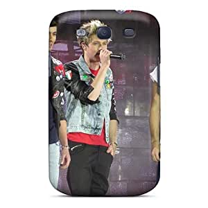 Samsung Galaxy S3 EFJ7200FPdS Custom Fashion Rise Against Pattern Perfect Hard Phone Covers -JohnPrimeauMaurice