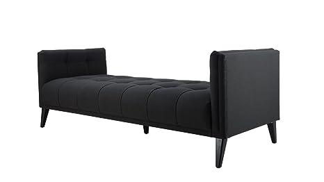 Amazon.com: Jennifer Taylor Home Reese tela sofá cama sofá ...
