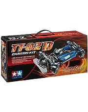 Tamiya 1: 10 TT 300058584 02D Drift Spec Chassis