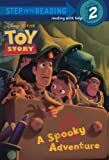 A Spooky Adventure (Turtleback School & Library Binding Edition) (Disney Pixar Toy Story (Pb))
