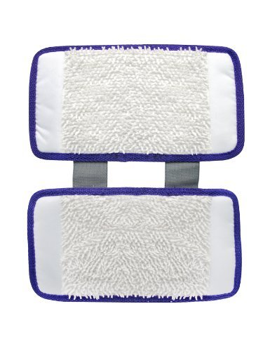 2 pack shark sonic duo carpet cleaning pad p132w