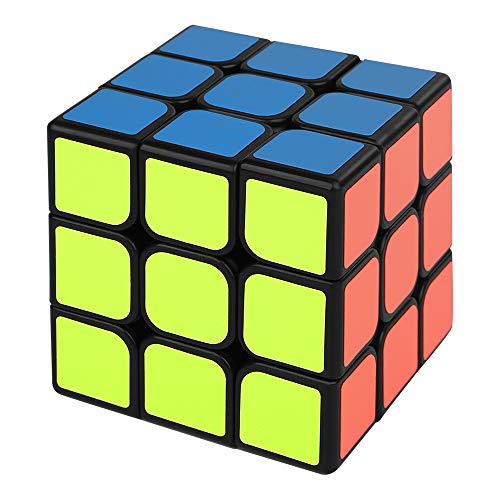[해외]ULRO (ウルロ) 스피드 큐브 경기 용 3 × 3 3 6 면 세계 표준 색 입체 퍼즐 / ULRO Speed Cube Competition 3×3 3 6-sided World Standard Color Scheme Stereoscopic Puzzle