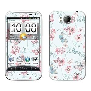 B 0070-0075-0001 Anabella Diabloskinz Skin para HTC Sensation XL