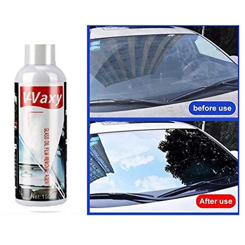 RICH-Po 2019 New Automotive Glass Coating Agent,Car Liquid Ceramic Coat,Rainproof Agent Glass Rain Mark Oil Film Remover