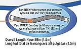 """Intex 1.25"""" Diameter Accessory Pool Pump"""