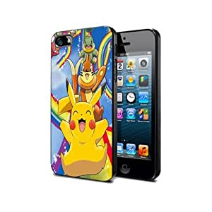 Case Cover Silicone Sumsung S4mini Pokemon Cartoon Pkm3 Protection Design