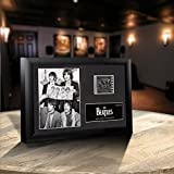 vintage 35 mm - The Beatles Minicell 35mm Vintage Film Cell Display S11 w/COA