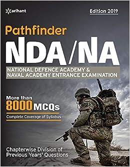 Buy Pathfinder NDA/NA National Defence Academy & Naval