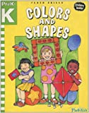 Colors and Shapes: Grade Pre-K-K (Flash Skills), Flash Kids Editors, 1411498860