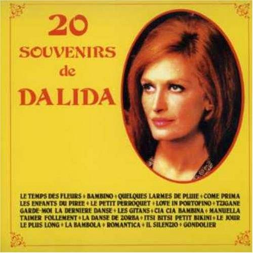 Dalida - 20 Souvenirs De Dalida By Dalida - Zortam Music