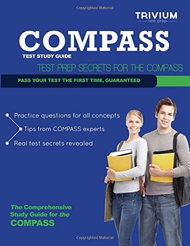 COMPASS Test Study Guide: Test Prep Secrets for the COMPASS