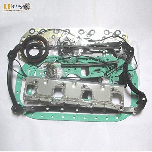 Z-5-87810-457-2 Engine Overhaul Gasket Set Z-5-87812-706-1 for Isuzu 4JB1 4JB1T 2.8L Engine Excavator Parts