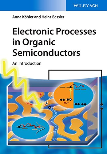Electronic Processes in Organic Semiconductors: An Introduction