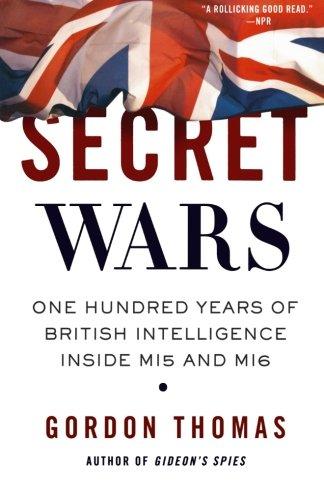 Price comparison product image Secret Wars: One Hundred Years of British Intelligence Inside MI5 and MI6