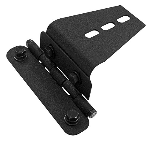 Smittybilt AM-6 Adjust-A-Mount Mounting Brackets Requires Drilling 6 pcs. Adjust-A-Mount Mounting Brackets