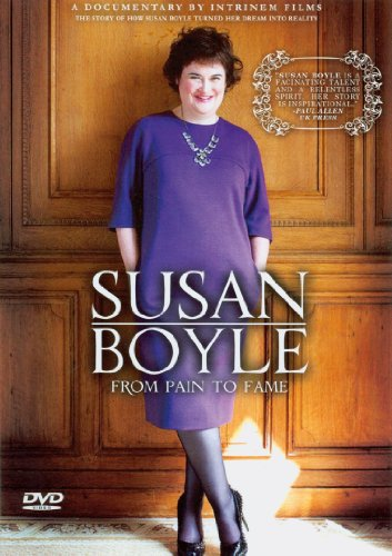 Susan Boyle - From Pain To Fame (Born To The West)