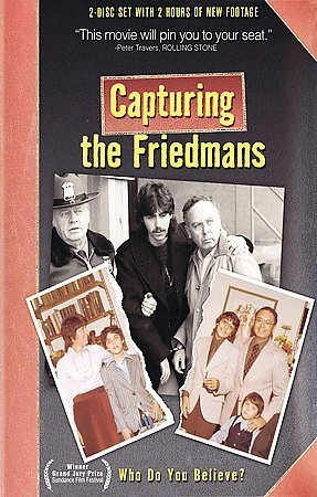 CAPTURING THE FRIEDMANS (DVD/2 DISC/16X9/ENG-FR-SP-SUB/2HR EXCLUSIVE - Fr Disc