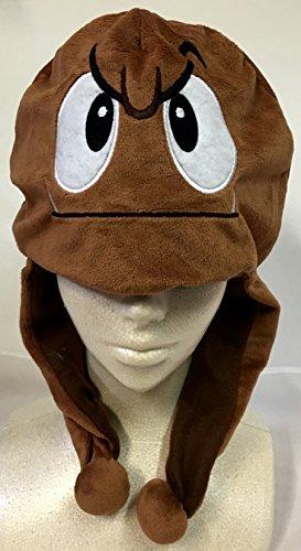 Goombas Costume (Super Mario Goomba Mushroom Aviator)