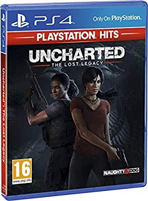 Uncharted: The Lost Legacy PlayStation Hits - PlayStation 4 ...