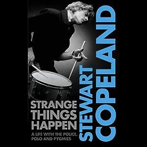 Strange Things Happen  Audiobook