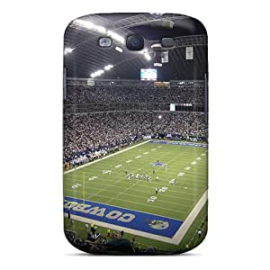 Hard Plastic Galaxy S3 Cases Back Covers,hot Dallas Cowboys Cases At Perfect Customized