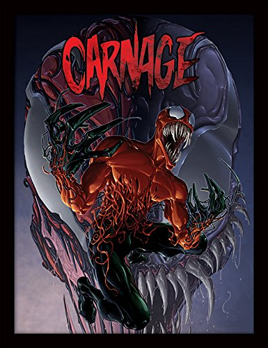 iPosters Marvel Extreme Carnage Framed 30 x 40