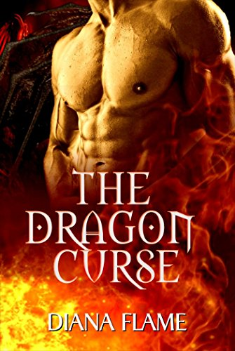 Book: The Dragon Curse - A Dragon Shifter Paranormal Romance by C. D. Samuda