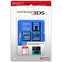 Nintendo 3DS Game Card Case 24 - Blue - Standard Edition