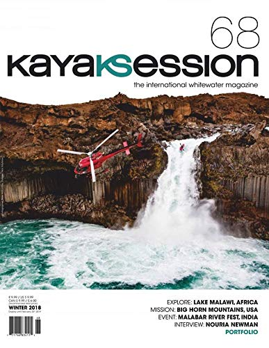 Kayak Magazine (Kayak Session Magazine)