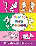 Drawing & Painting Mermaids (Fantasy Art): Elaine Hamer