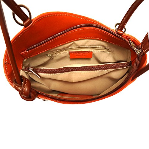 sac en Orange èpaule à sac dos transformable 207 marron à w7CBqx