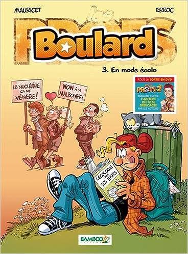 Livres gratuits BOULARD T03 PACK AFFICHE KEV ADAMS pdf epub