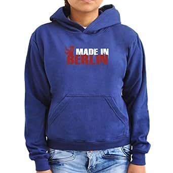 Made in Berlin Germany Women Hoodie