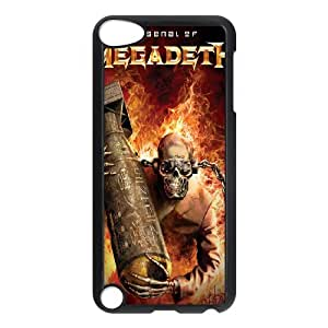 Ipod Touch 5 Phone Case MEGADETH W67PM10462