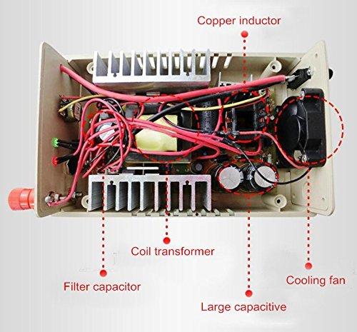 MIFXIN Ultrasonic Inverter, Electro Fisher Fishing Machine Fish Stunner 12V