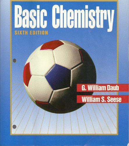 Basic Chemistry, Charles H. Corwin Lab Experiments
