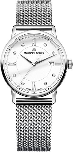 Maurice Lacroix Eliros EL1094-SS002-150-2 Wristwatch for women with genuine diamonds
