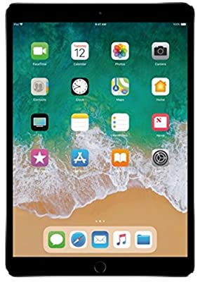 Newest Model Apple iPad Pro 10.5-inch Retina Display with A10X Fusion Chip, 64GB, Wi-Fi, Space Gray